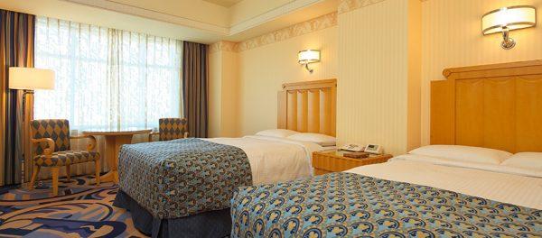 アンバサダーホテル客室