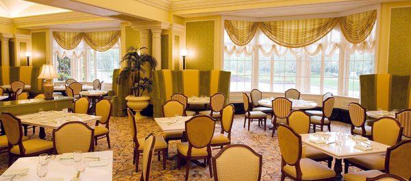 ディズニーランドホテルシャーウッドガーデンレストラン