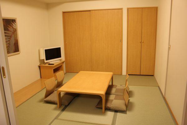ホテルエミオン東京ベイ和洋室B和室
