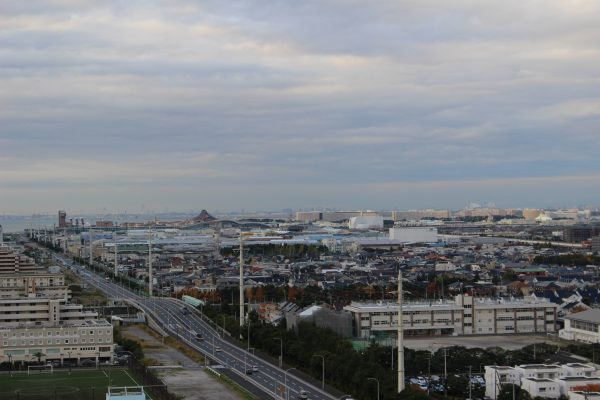 ホテルエミオン東京ベイ和洋室B眺望