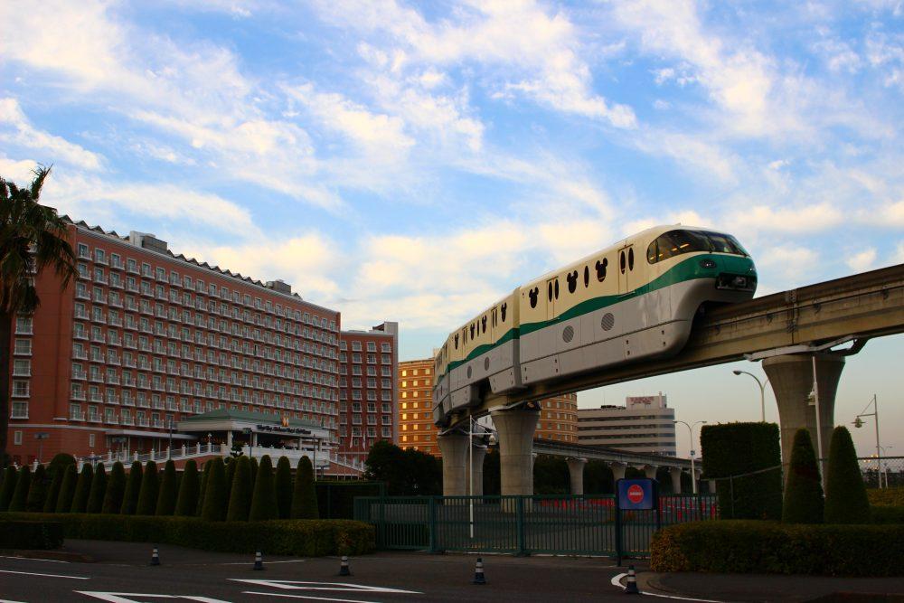 東京ディズニーリゾート ホテル