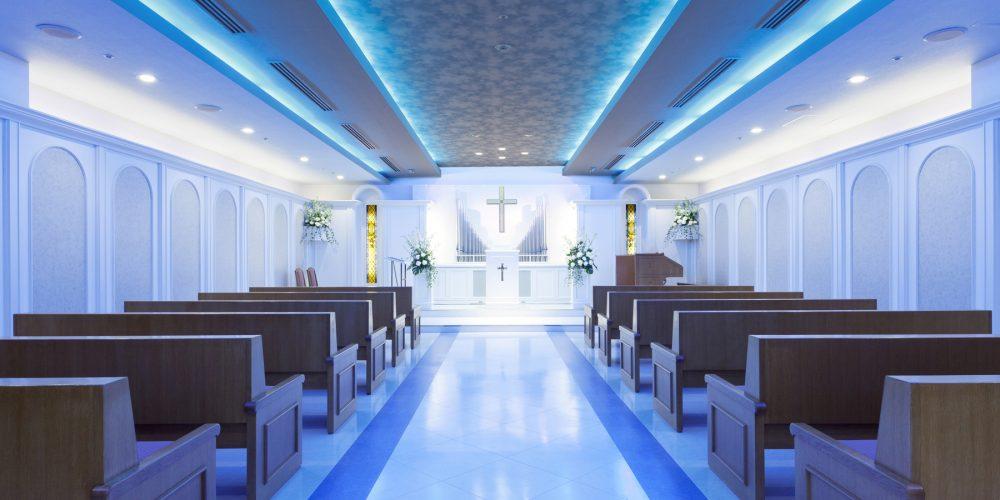 東京ベイ舞浜ホテルクラブリゾート結婚式 トリニティホール