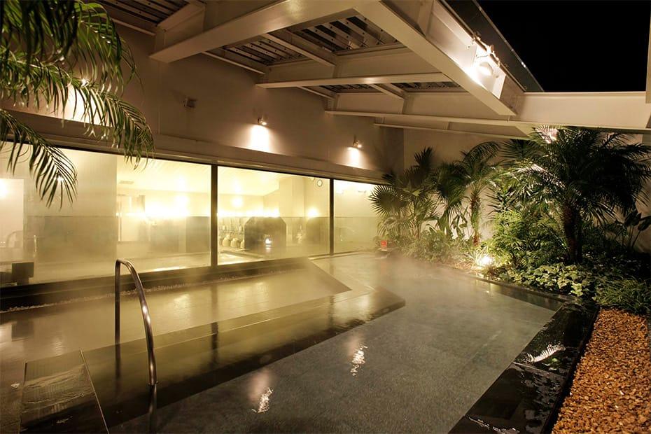 ホテルエミオン東京ベイ 大浴場