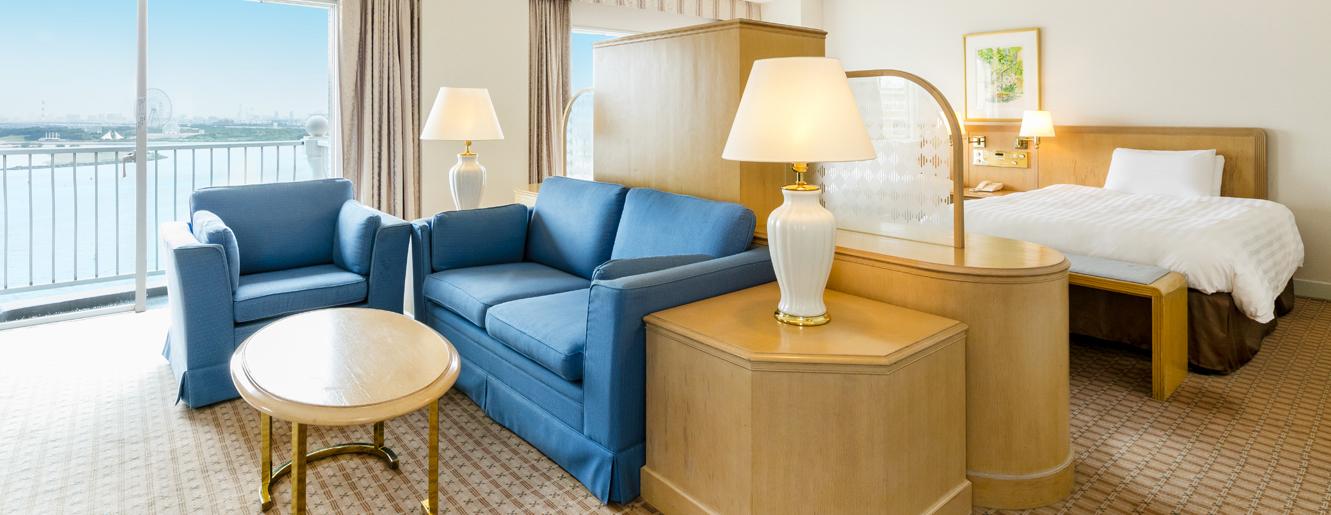 東京ベイ舞浜ホテルクラブリゾート スイートルーム