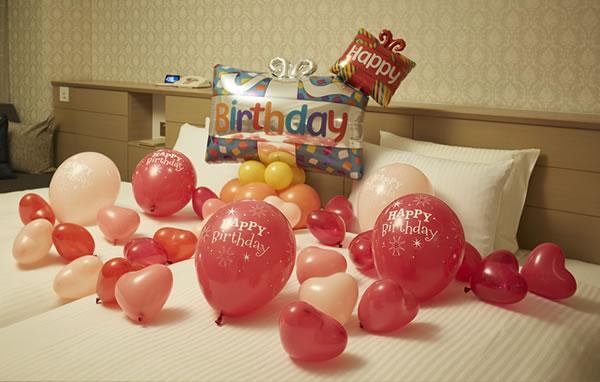 ホテルオークラ東京ベイ 彼女 誕生日