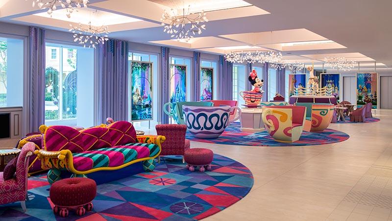 東京ディズニー セレブレーションホテル カップル