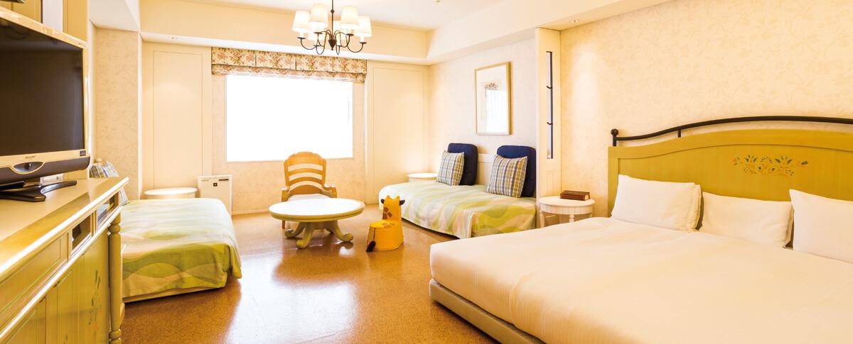 オリエンタルホテル東京ベイ 子供連れ 宿泊