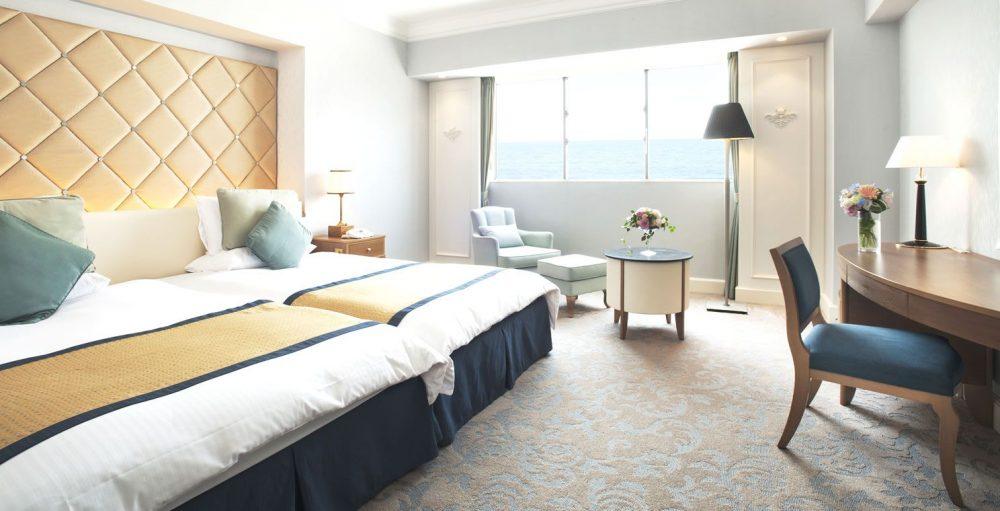 ホテルオークラ東京ベイ カップル 宿泊